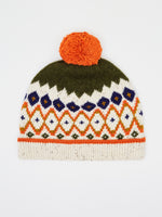 Kids Forest Fairisle Hat