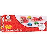 BIGJIGS TRANPORTER LORRY