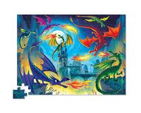 72pc Puzzle - Dragon Adventure