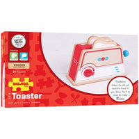 BIGJIGS TOASTER
