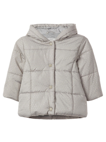 Baby Girl Padded Winter Jacket