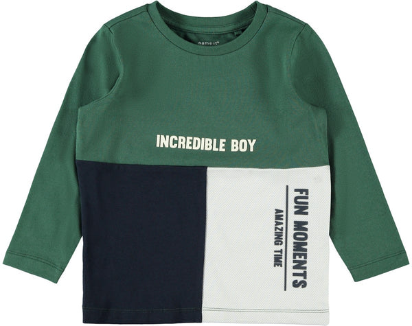MiniBoy Incredible Boy Top