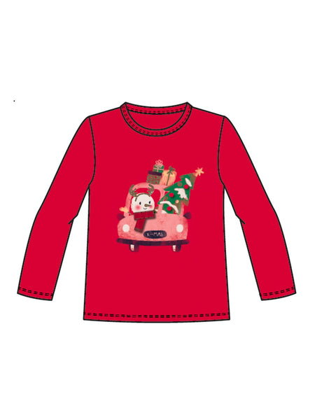 BabyGirl Christmas Top