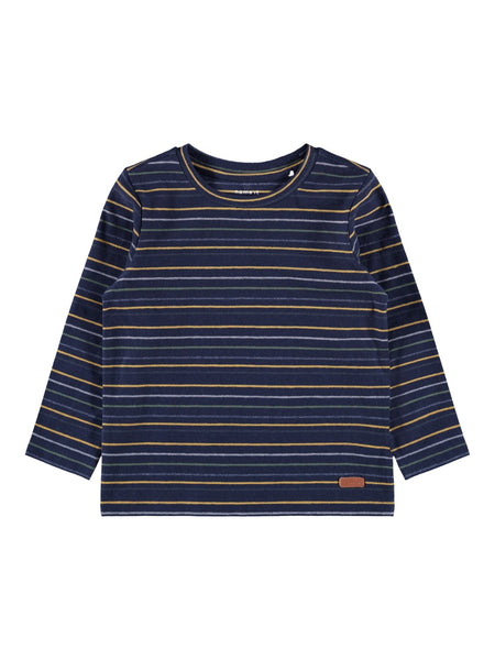 MiniBoy Stripe Top