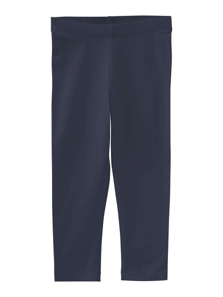 Girls Capri leggings - Navy