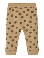 BabyBoy Dotty Sweat Bottoms