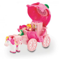 Pippa's Princess Carriage