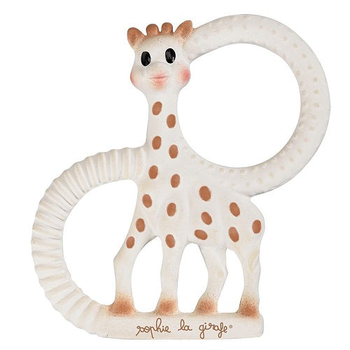 So Pure Sophie la Girafe Teething Ring