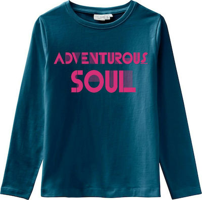 Long Sleeved Printed T-Shirt