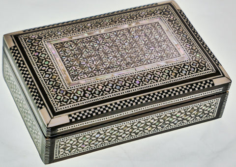 Egyptian Mosaic Box
