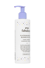 Load image into Gallery viewer, fabuloso - platinum blonde toning shampoo 250ml