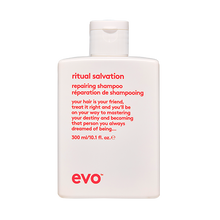 Load image into Gallery viewer, ritual salvation repairing shampoo.
