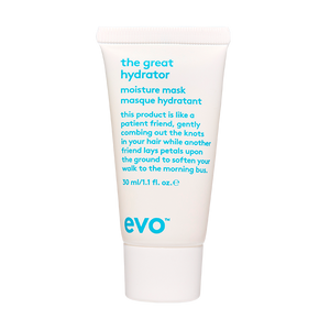 the great hydrator moisture mask - 30ml.