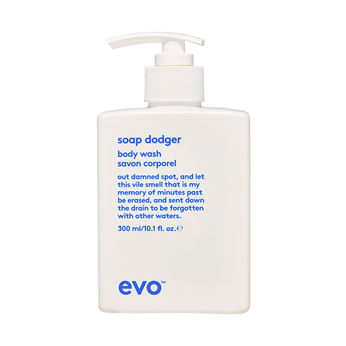 soap dodger body wash.
