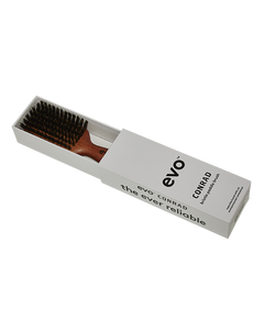 conrad bristle paddle brush.