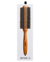 Load image into Gallery viewer, spike 28 nylon pin bristle radial brush.