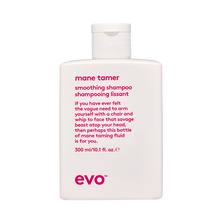 Load image into Gallery viewer, mane tamer smoothing shampoo.