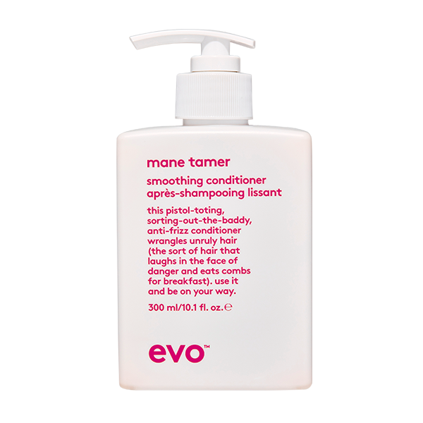 mane tamer smoothing conditioner.