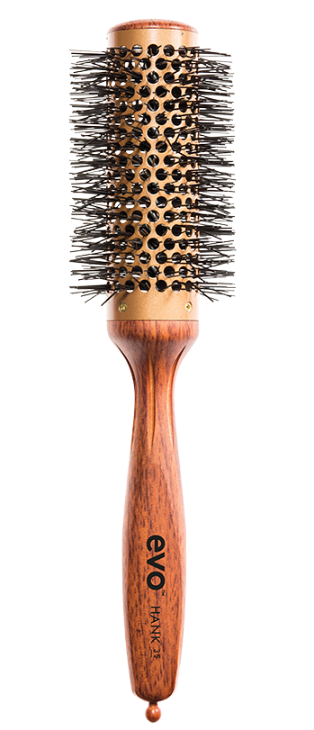 hank 35 ceramic radial brush.