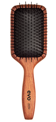 pete ionic paddle brush.