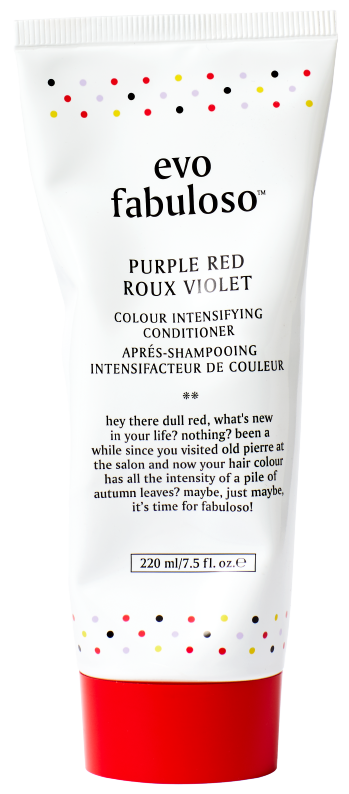 purple red colour boosting treatment.