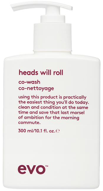 heads will roll - co-wash