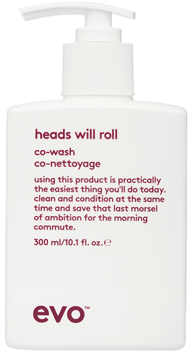 heads will roll - co-wash.