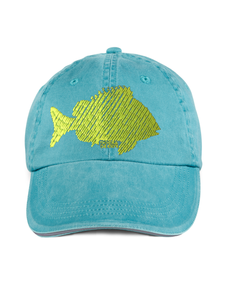 Dock Decoy Sheepies Hat Aqua