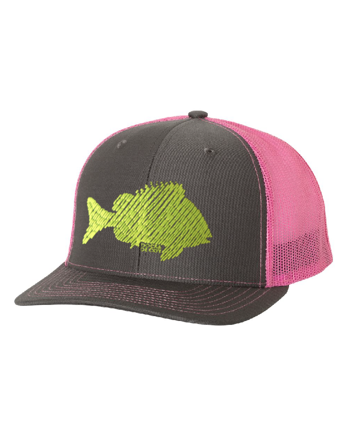 Dock Decoy Sheepies Hat Gray Pink