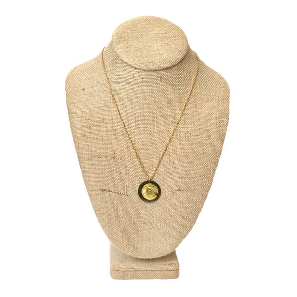 Wooden Shot Necklace