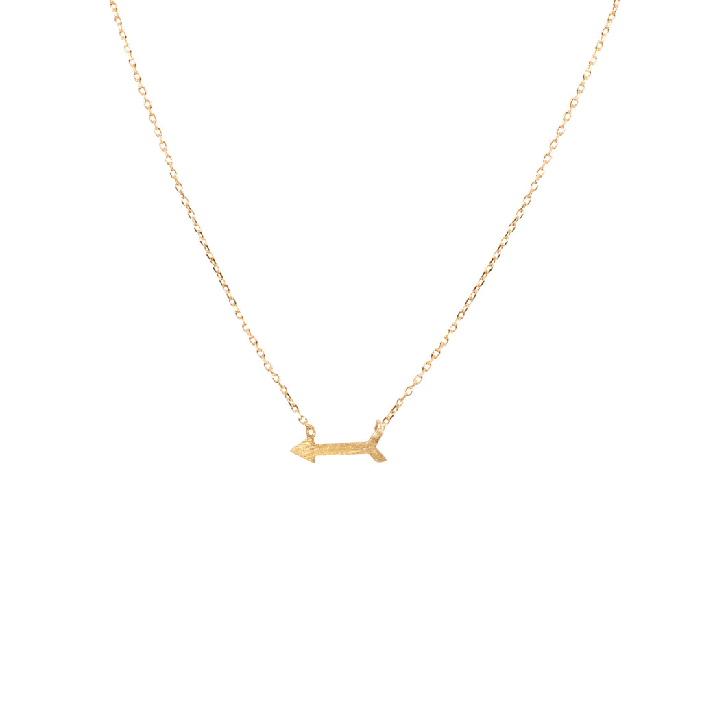 Aim Straight Necklace
