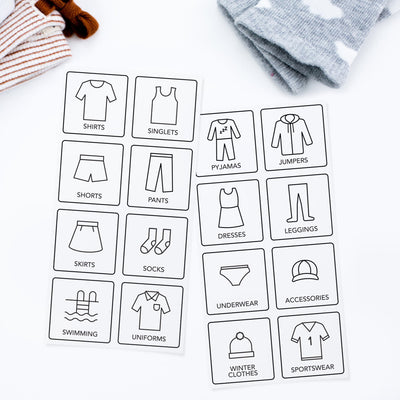 Fancy Pants - Clothing Labels