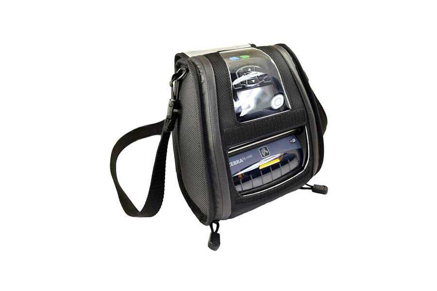 Insulated Printer Case with Shoulder Strap for QLn420