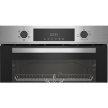Load image into Gallery viewer, Beko CIFY81X Built In Electric Single Oven - Stainless Steel. 2 Year Guarantee