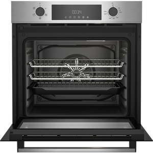 Beko CIFY81X Built In Electric Single Oven - Stainless Steel. 2 Year Guarantee
