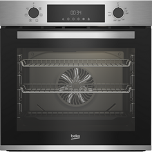Load image into Gallery viewer, Beko CIMY91X Built In Programmable Multifunction Electric Single Oven - Stainless Steel