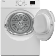 Load image into Gallery viewer, Beko DTLV70041W 7kg Vented Tumble Dryer - White - C Energy Rated