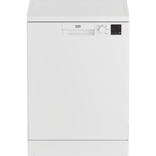 Load image into Gallery viewer, Beko DVN05C20W Full Size Dishwasher - White - A++ Energy Rated