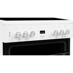 Beko EDC633W White Double Oven Electric Cooker
