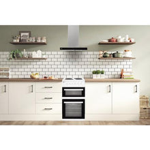 Load image into Gallery viewer, Beko EDP503W 50cm Electric Double Oven with grill Cooker - White - A Energy Rated