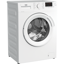 Load image into Gallery viewer, Beko WTL84141W 8kg 1400 Spin Washing Machine - White - A+++ Energy Rated