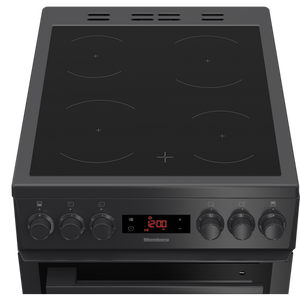 Blomberg HKS900N 50cm Double Oven Electric Cooker- Anthracite.  3 Year Guarantee