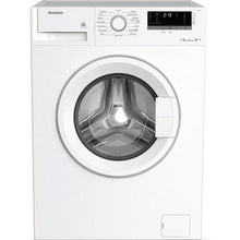 Load image into Gallery viewer, Blomberg LBF1623W 6kg 1200 Spin Slim Depth Washing Machine - White- White Free 3 Year Guarantee