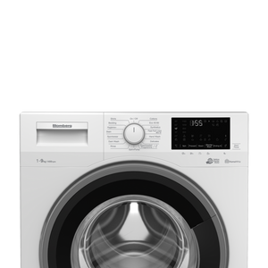 Blomberg LWF194410W 9kg 1400 Spin Washing Machine with Bluetooth Connection - White
