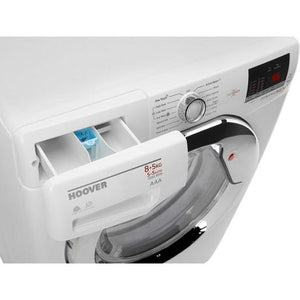 Hoover WDXOC585W3 White Washer Dryer 8Kg Wash 5Kg Dry