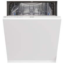Load image into Gallery viewer, Indesit DIE2B19UK Integrated Full Size Dishwasher - White - A+ Energy Rated