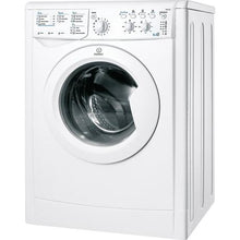 Load image into Gallery viewer, INDESIT IWDC6125 WHITE 6KG LOAD 1200 SPIN WASHER DRYER