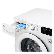 Load image into Gallery viewer, LG F4V308WNW 8kg 1400 Spin Washing Machine - White - A+++ Energy Rated