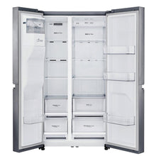 Load image into Gallery viewer, LG GSL480PZXV American Style Fridge Freezer - Shiny Steel - A+ Energy Rated