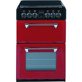 Stoves Richmond Mini 550E Jal Red 55cm Mini Range Electric Cooker. 444449013